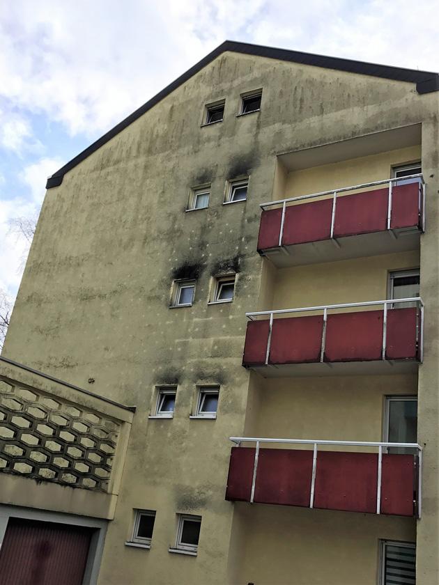 Beispiel-Fassade